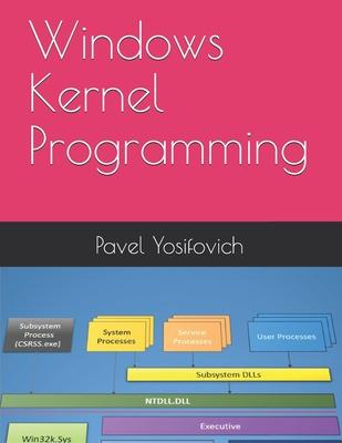 Windows Kernel Programming-cover