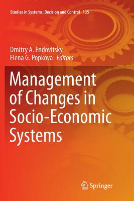 Management of Changes in Socio-Economic Systems-cover