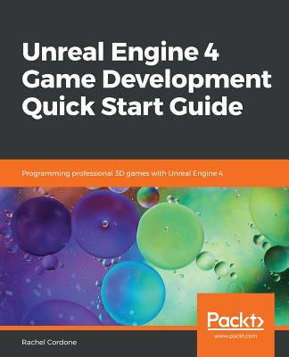 Unreal Engine 4 Game Development Quick Start Guide-cover
