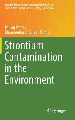 Strontium Contamination in the Environment-cover