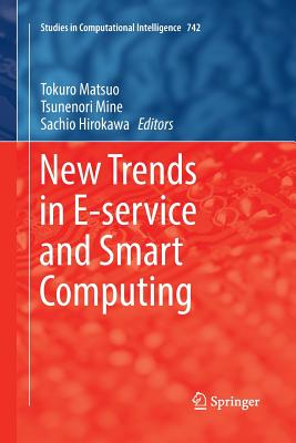 New Trends in E-Service and Smart Computing-cover