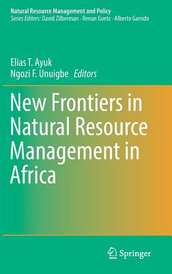 New Frontiers in Natural Resources Management in Africa-cover