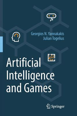 Artificial Intelligence and Games-cover