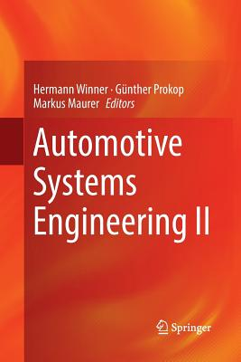 Automotive Systems Engineering II-cover