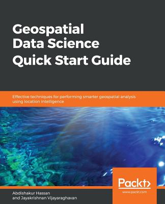 Geospatial Data Science Quick Start Guide-cover