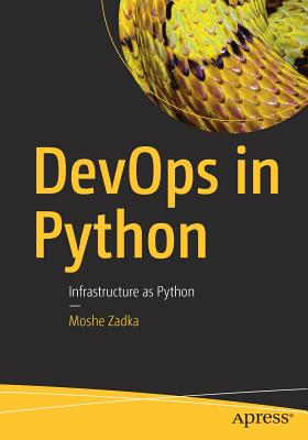 Devops in Python: Infrastructure as Python-cover