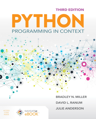 Python Programming in Context, 3/e (Paperback)-cover