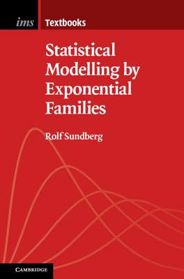 Statistical Modelling by Exponential Families-cover