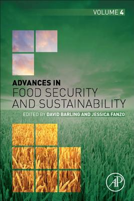 Advances in Food Security and Sustainability-cover
