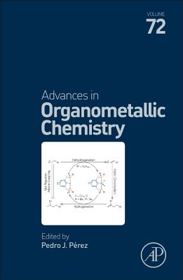 Advances in Organometallic Chemistry-cover