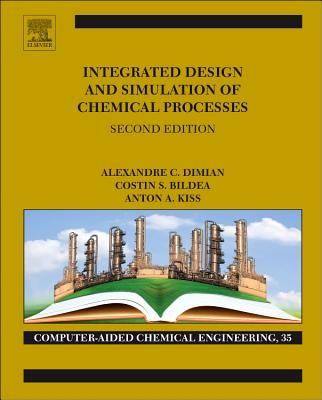 Integrated Design and Simulation of Chemical Processes-cover