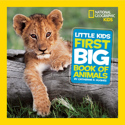 Little Kids First Big Book of Animals-cover