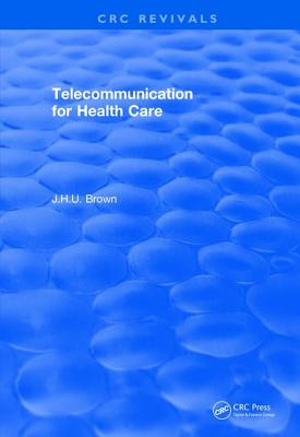 Telecommunication for Health Care (1982)-cover