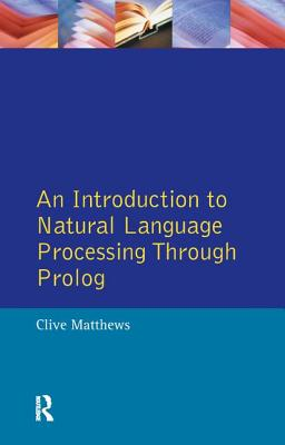 An Introduction to Natural Language Processing Through PROLOG-cover