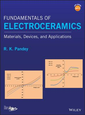 Fundamentals of Electroceramics: Materials, Devices, and Applications (Hardcover)-cover
