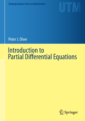 Introduction to Partial Differential Equations-cover