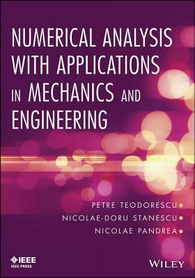 Numerical Analysis with Applications in Mechanics and Engineering-cover