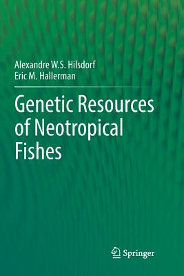 Genetic Resources of Neotropical Fishes-cover