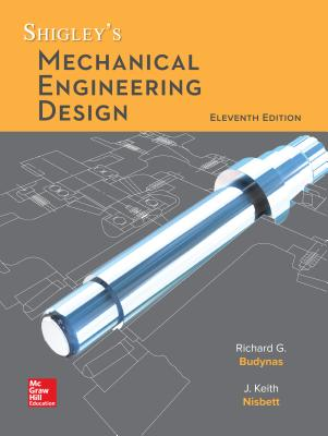 Loose Leaf for Shigley's Mechanical Engineering Design-cover