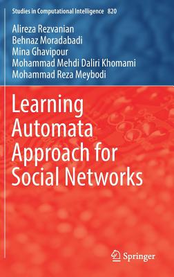 Learning Automata Approach for Social Networks-cover
