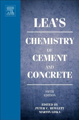 Lea's Chemistry of Cement and Concrete-cover