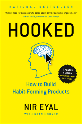 Hooked: How to Build Habit-Forming Products-cover