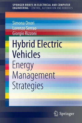 Hybrid Electric Vehicles: Energy Management Strategies-cover