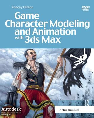 Game Character Modeling and Animation with 3ds Max-cover