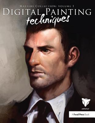 Digital Painting Techniques: Practical Techniques of Digital Art Masters-cover