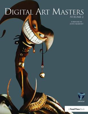 Digital Art Masters: Volume 2-cover