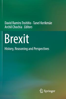 Brexit: History, Reasoning and Perspectives-cover