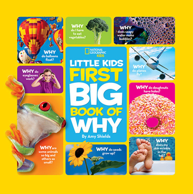 National Geographic Little Kids First Big Book of Why-cover
