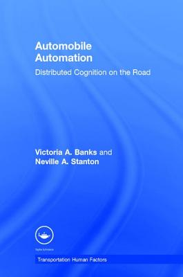 Automobile Automation: Distributed Cognition on the Road-cover