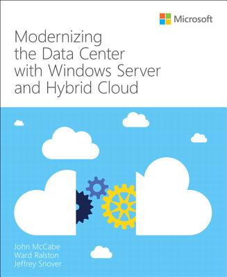 Modernizing the Datacenter with Windows Server and Hybrid Cloud-cover