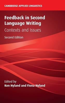 Feedback in Second Language Writing: Contexts and Issues-cover