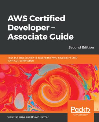 AWS Certified Developer - Associate Guide, Second Edition-cover