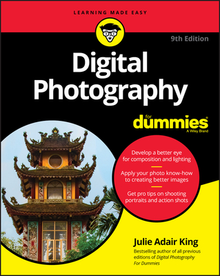 Digital Photography for Dummies-cover