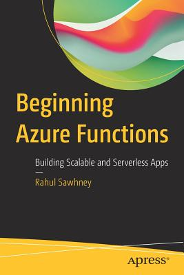 Beginning Azure Functions: Building Scalable and Serverless Apps-cover