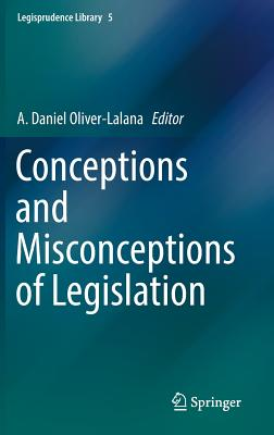 Conceptions and Misconceptions of Legislation-cover