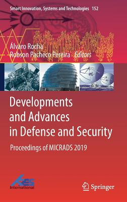 Developments and Advances in Defense and Security: Proceedings of Micrads 2019-cover