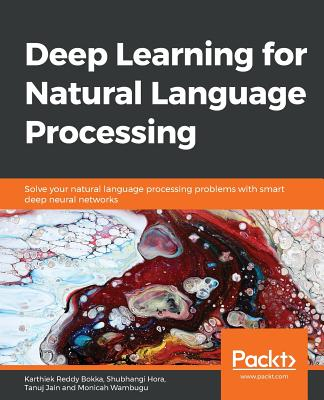 Deep Learning for Natural Language Processing-cover
