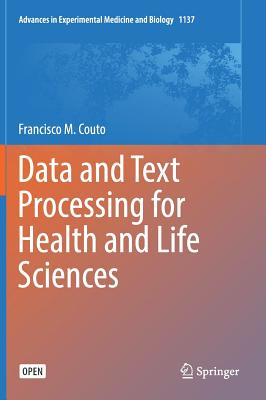 Data and Text Processing for Health and Life Sciences-cover