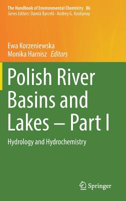 Polish River Basins and Lakes - Part I: Hydrology and Hydrochemistry-cover