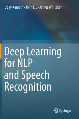 Deep Learning for Nlp and Speech Recognition-cover