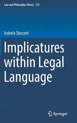 Implicatures Within Legal Language-cover
