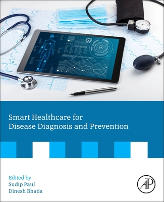 Smart Healthcare for Disease Diagnosis and Prevention-cover