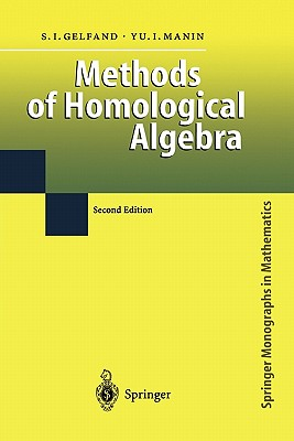 Methods of Homological Algebra-cover