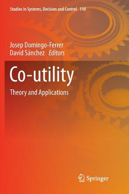 Co-Utility: Theory and Applications-cover