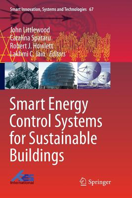 Smart Energy Control Systems for Sustainable Buildings-cover