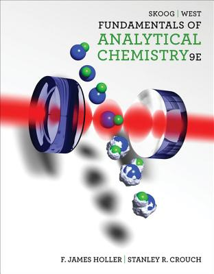 Fundamentals of Analytical Chemistry, 9/e (Hardcover)-cover